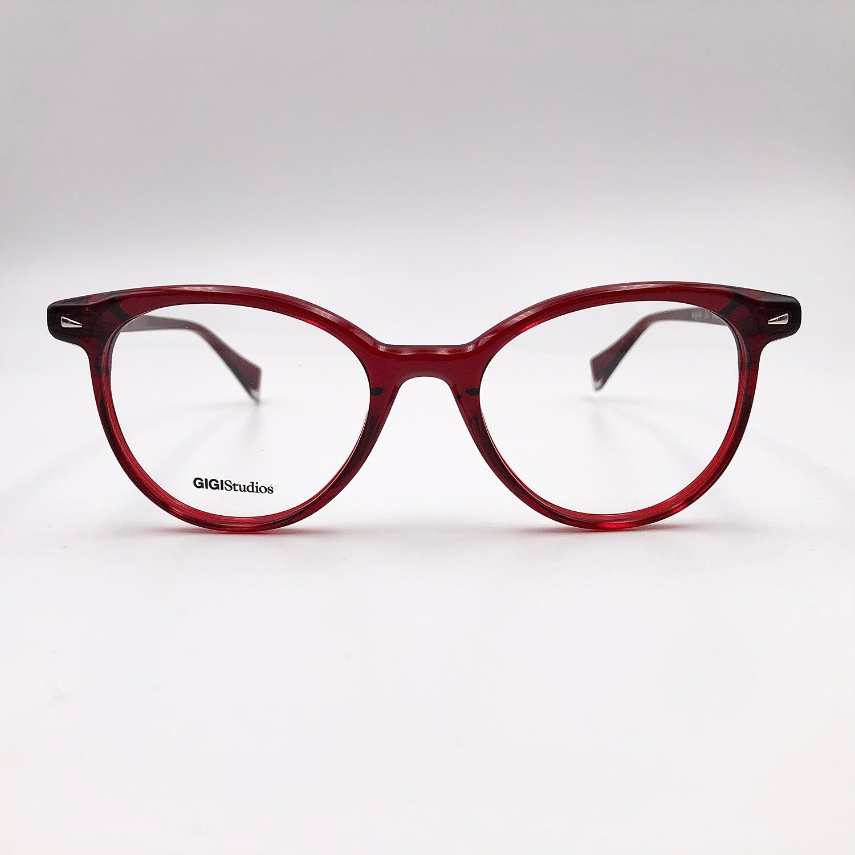 Occhiale da vista in celluloide da donna Gigi Studios - 6540/6