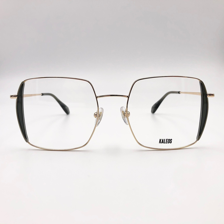 Occhiale da vista in metallo donna Kaleos - Johnson