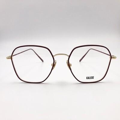 Occhiale da vista in titanio donna Kaleos - Wheeler