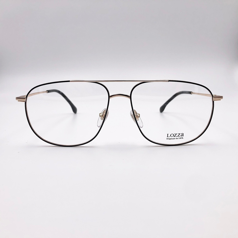 Occhiale da vista Lozza in metallo - VL2328