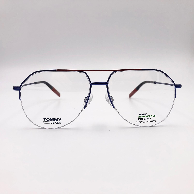 Occhiale da vista in metallo da uomo Tommy Hilfiger - 0013