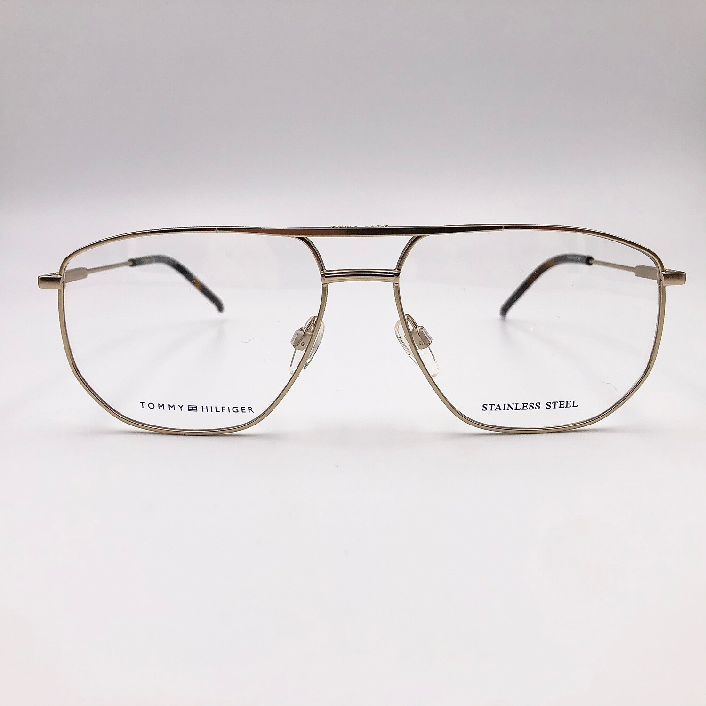 Occhiale da vista in metallo da uomo Tommy Hilfiger 1725