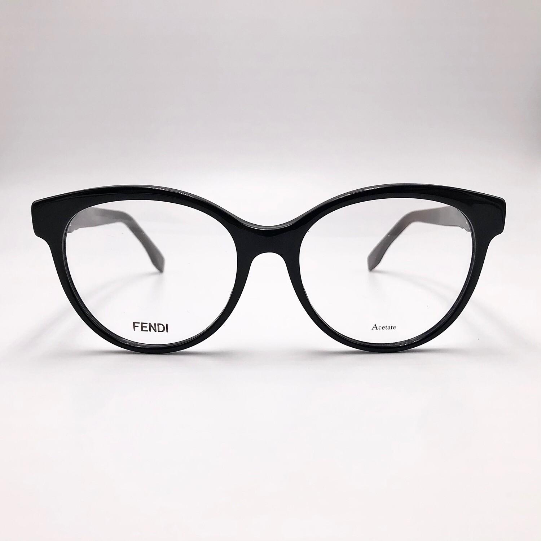 Occhiale vista in acetato donna Fendi - 0275