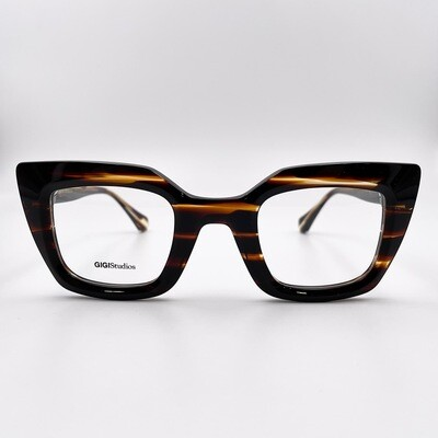 Occhiale da vista in acetato doppio da donna Gigi Studios - 6499/2