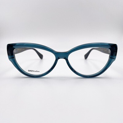 Occhiale da vista in acetato a gatto da donna Gigi Studios - 6501/3