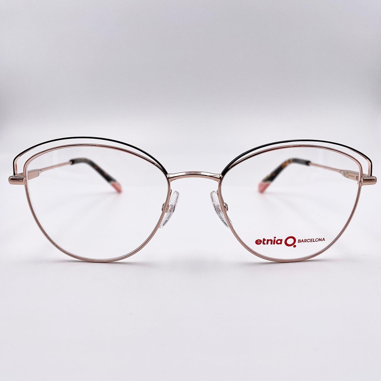 Occhiale da vista in metallo donna Etnia Barcelona - Queen Mary