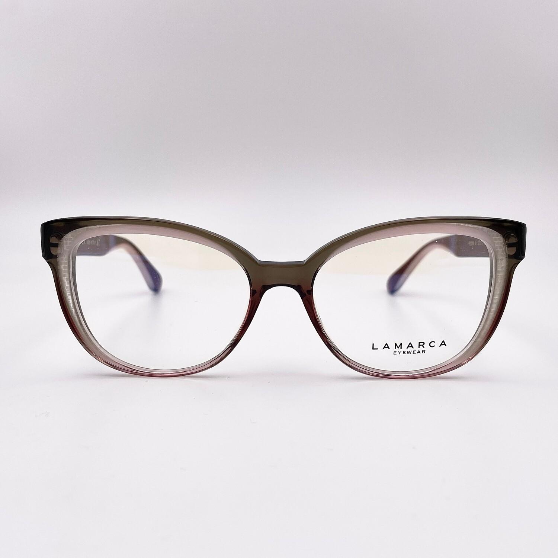 Occhiale da vista in acetato donna Lamarca - fusioni 40
