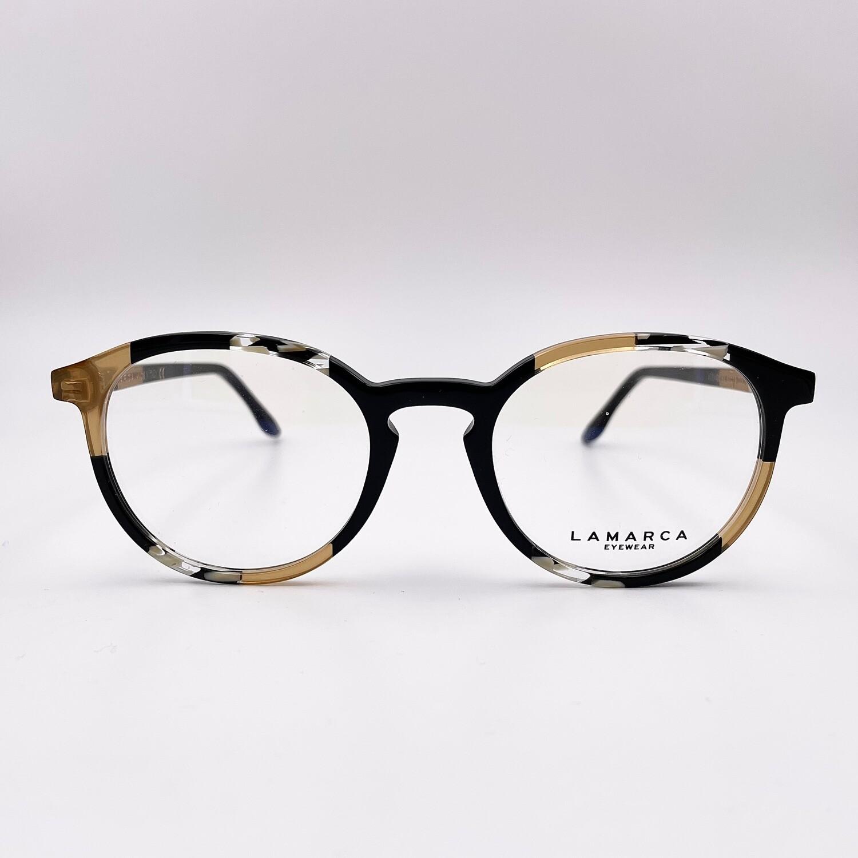 Occhiale da vista in acetato uomo Lamarca - Mosaico 62