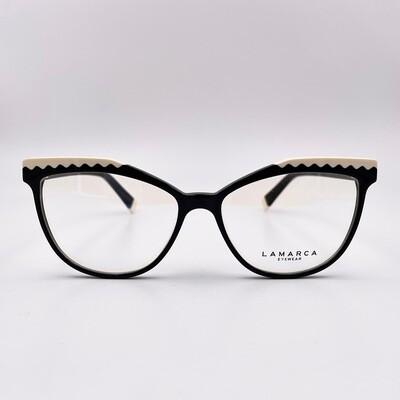 Occhiale da vista in acetato donna Lamarca - Fusioni 74
