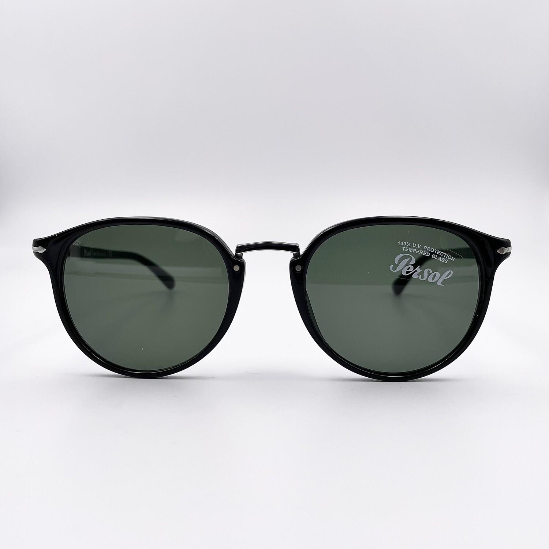 Persol occhiale da sole uomo in acetato - 3210 - s