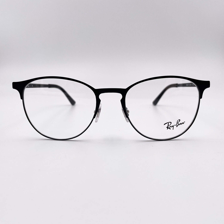 Occhiale da vista in metallo da uomo Ray Ban - 6375