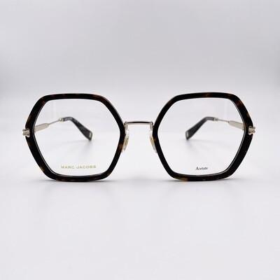 Occhiale da vista in cellometallo da donna Marc Jacobs - 1018