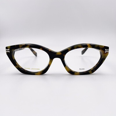 Occhiale da vista donna in acetato tartarugato Marc Jacobs - 1015