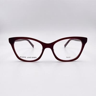 Occhiale in acetato da donna bordeaux Marc Jacobs - 379