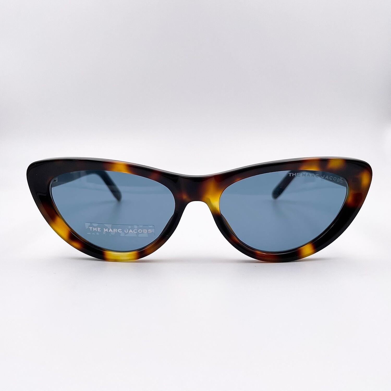 Occhiale da sole in acetato a gatta tartarugato Marc Jacobs - 457/s