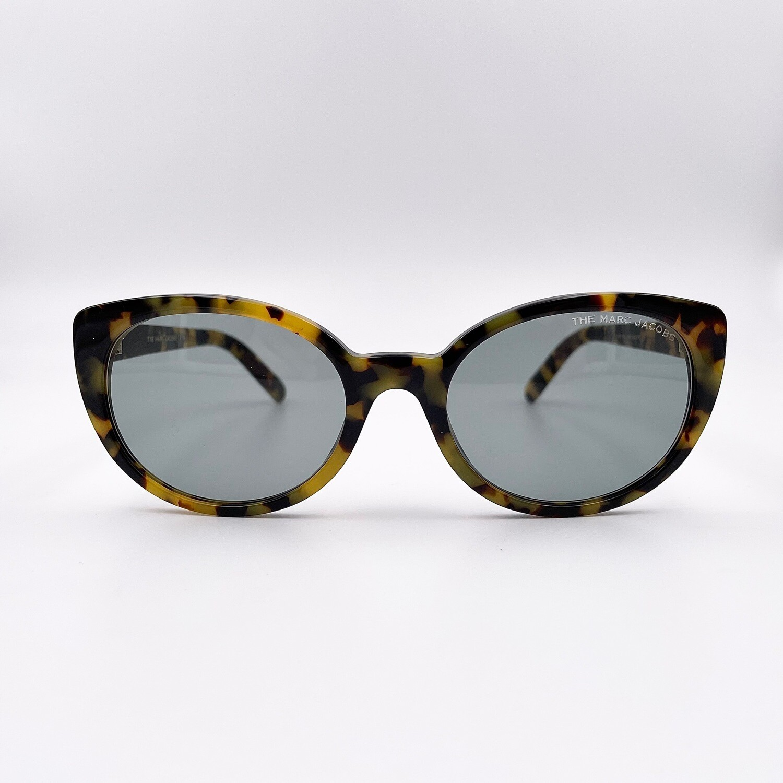 Occhiale da sole donna in acetato havana Marc Jacobs - 525/s