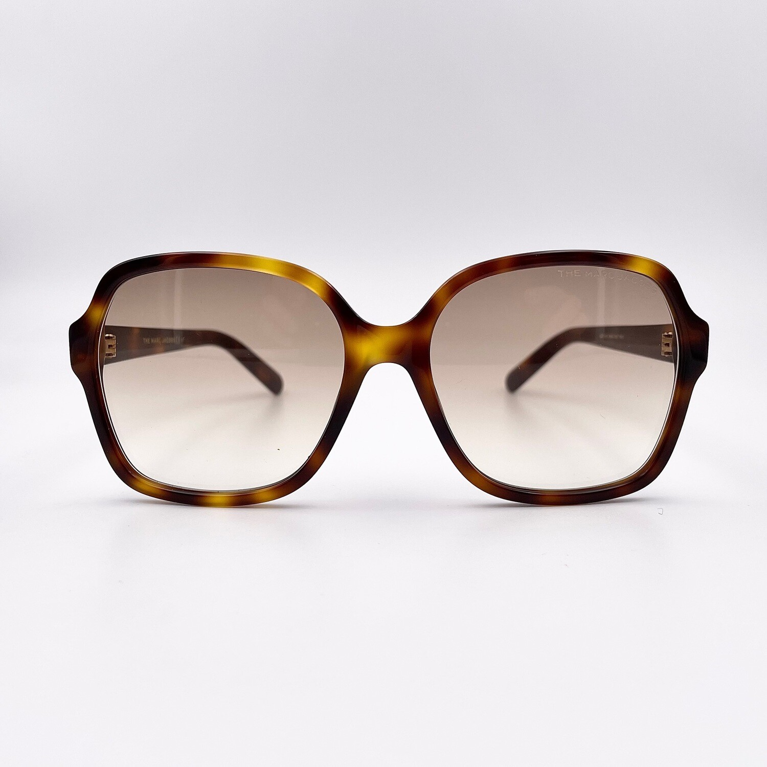 Occhiale da sole donna in acetato tartarugato Marc Jacobs - 526/s