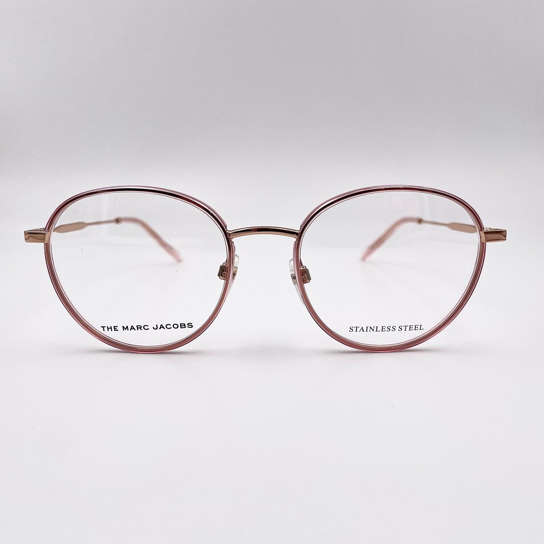 Occhiale da vista in metallo da donna Marc Jacobs - 505