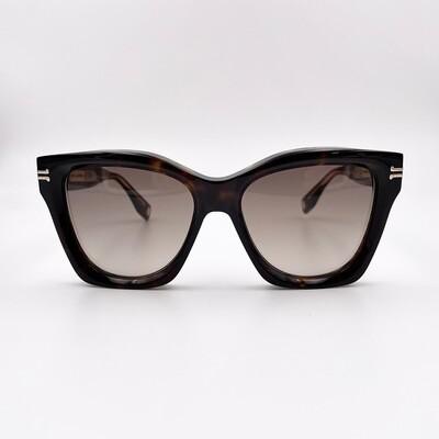 Occhiale da sole in acetato molto spesso Marc Jacobs - 1000/s