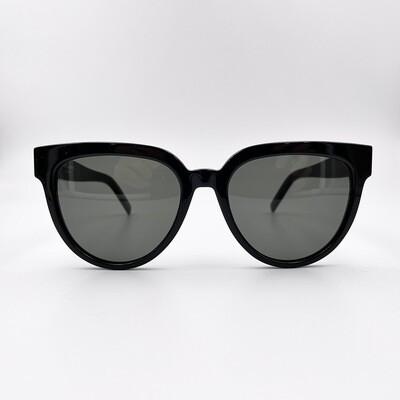 Occhiale da sole in acetato da donna Saint Laurent - SL M28