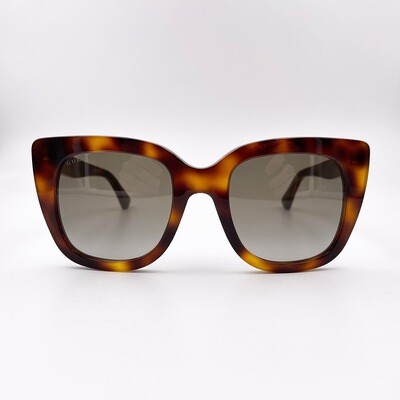 Occhiale da sole Gucci donna in acetato - GG0163S