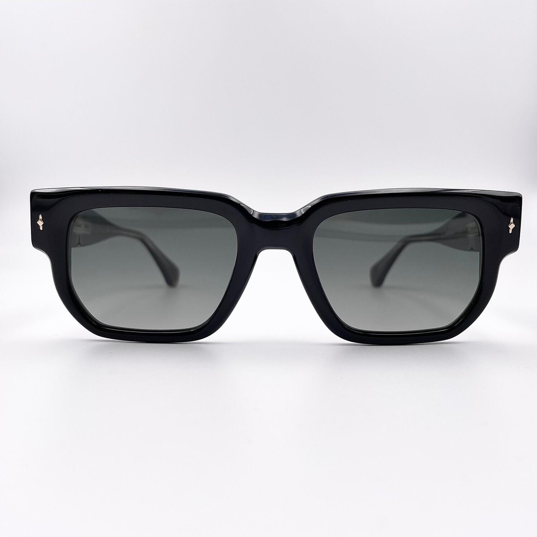 Occhiale da sole in acetato spesso uomo Gigi Studios - 6558/1