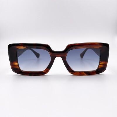 Occhiale da sole donna in acetato molto spesso Gigi Studios - 6547/2