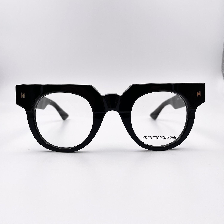 Occhiale da vista uomo in acetato spesso Kreuzbergkinder - Patty