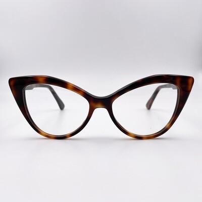 Occhiale da vista donna in acetato Cat Eye Tailor Made - Supra