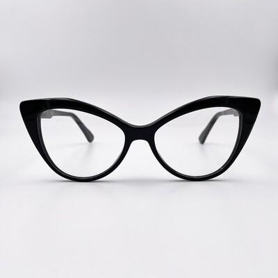 Occhiale da vista donna in acetato forma Cat Eye Tailor Made - Supra