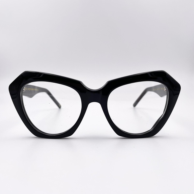 Occhiale da vista donna in acetato grande Jplus - Erma