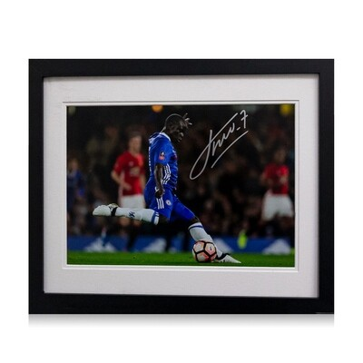 N'Golo Kante Chelsea Signed Print