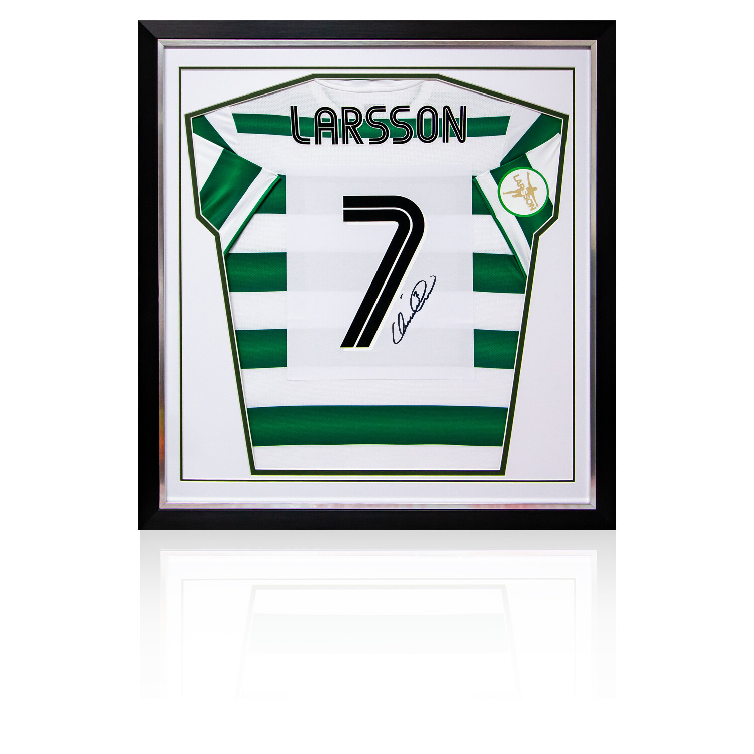 Official Henrik Larsson Collection at PM presents