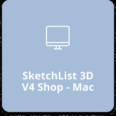 SketchList 3D V4 Hobby - Mac
