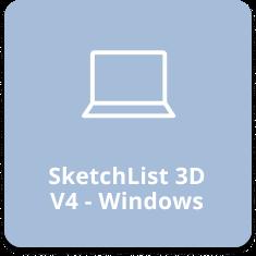 SketchList 3D V4 Hobby - Windows