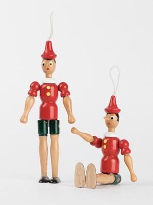 Figurine Pinocchio, 20cm
