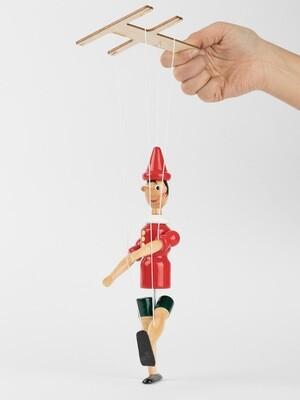 Marionnette de Pinocchio, 24cm