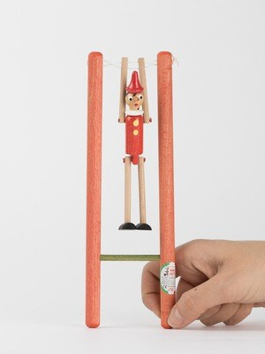 Pinocchio l'acrobate