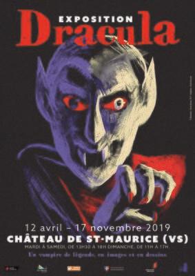 Affiche Dracula 2019, format A1