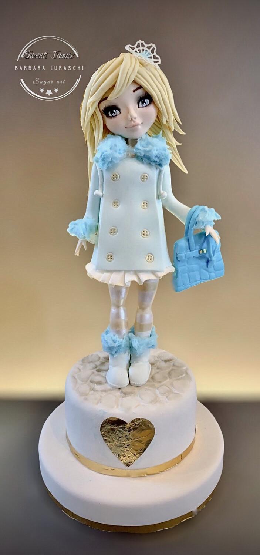 Chiara - Standing Figurine