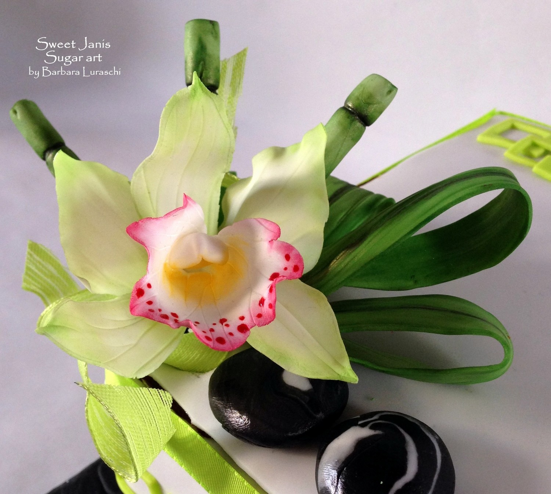 Sugar Orchid Tutorial