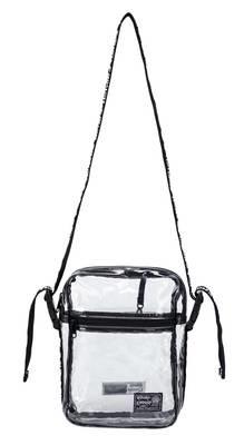 RE8427 TSA Transparent Fashion  Shoulder Bag