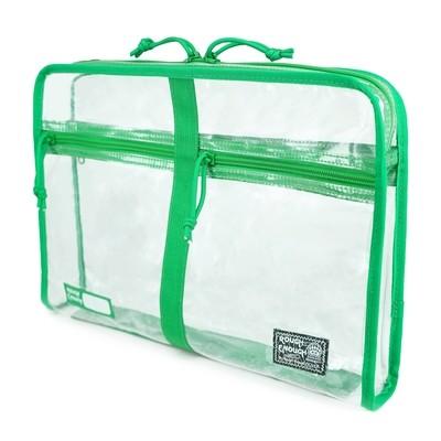 RE8392 Plastic Clear File Organizer Document Folder