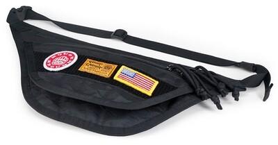 RE8470 Crossbody Purse Tactical Waist Bag