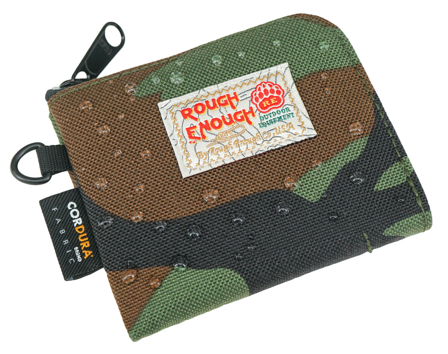 Rough Enough Small Coin Purse Pouch Change Purse