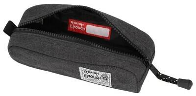 Rough Enough Large Pencil Case for Boys with Zipper EDC Pouch
