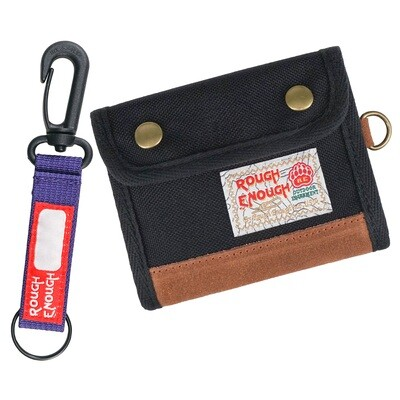RE8333 Bifold Wallet for Kids Credit Card Holder with Leather