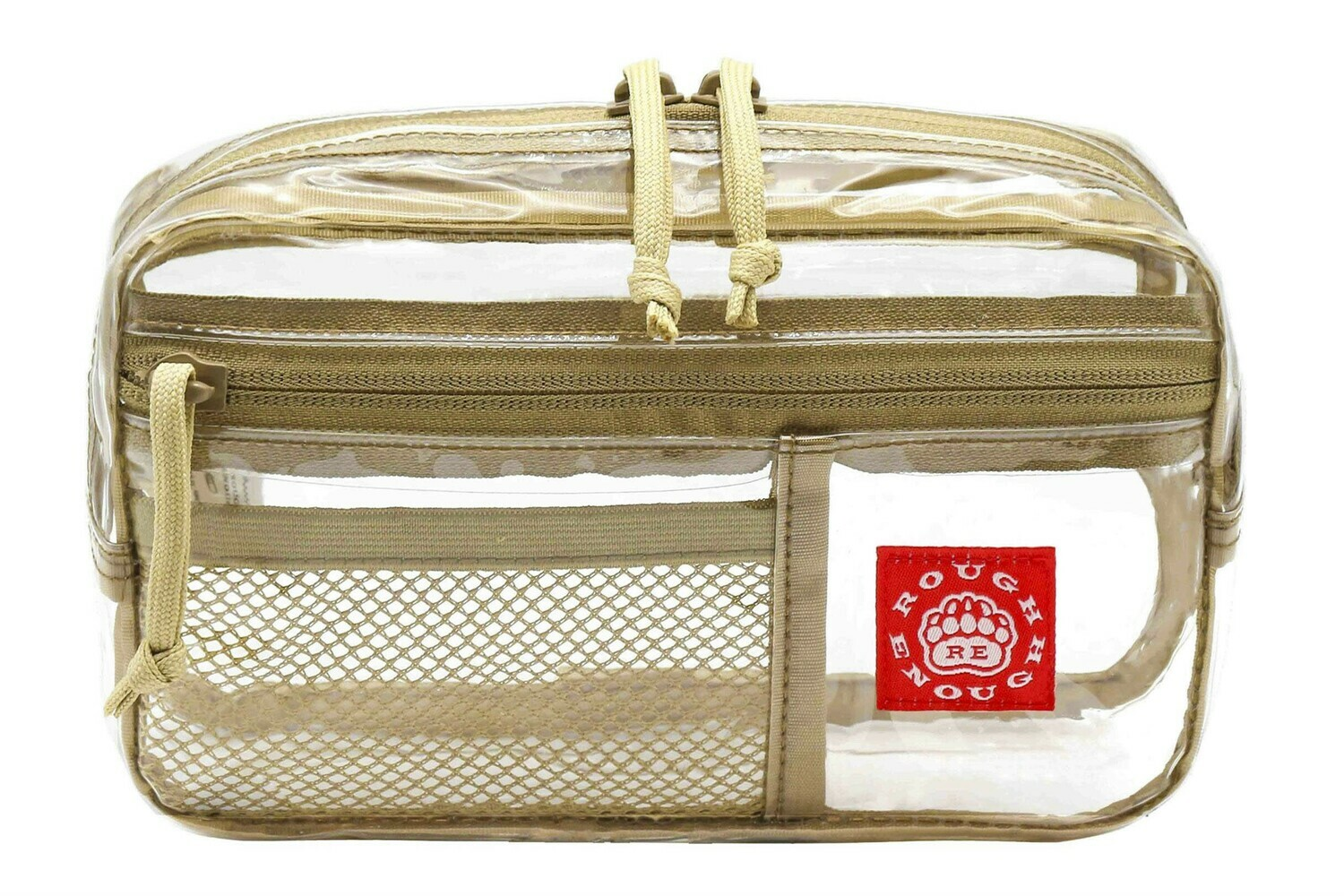 RE8424 Travel Clear TSA Approved Toiletry Bag
