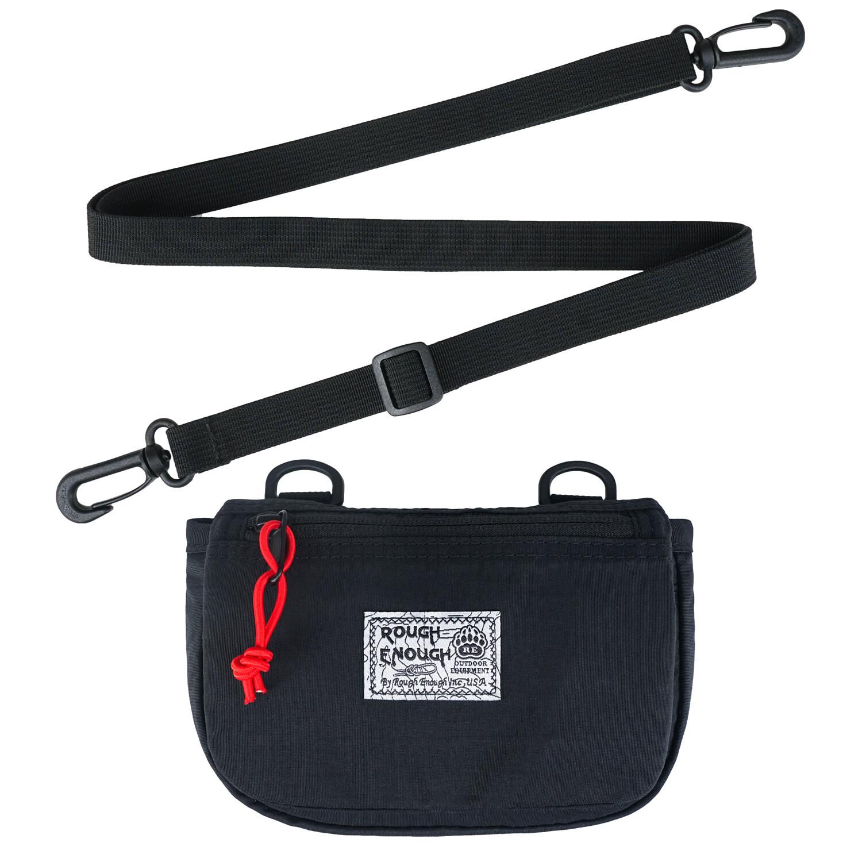 RE8471 Black Mini Small Crossbody Bags