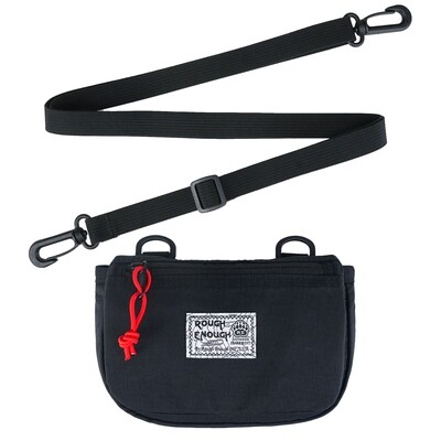 RE8471 Black Mini Small Crossbody Bags